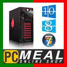 INTEL Core i3 6100 3.7GHz DESKTOP COMPUTER 4GB DDR4 1TB HDD HDMI Dual Gaming PC