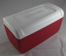 TUPPERWARE a 143 juniorbrotmax toastmax TOAST contenitore rosso/bianco NUOVO OVP