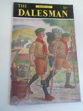 The Dalesman Yorkshire Magazine August 1960 + Illustrated+Vintage Advertising