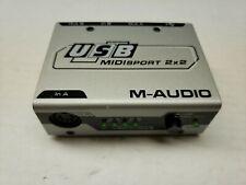 Midiman Minisport 2x2 USB interface