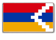 Flag of Nagorno Karabakh fridge magnet