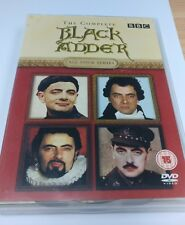 The Complete Black Adder - All Four Series DVD Box Set (BBC)