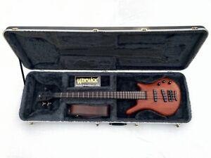 Warwick 1997 Thumb NT 4 String Bass