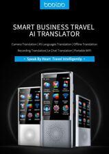 """Boeleo w1 Smart Voice Translator 4g WiFi 45 language Photo Translator 2.8"""" TFT"""