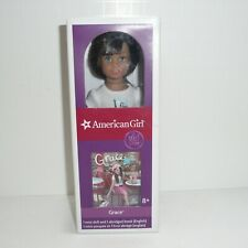 2015 American Girl Grace MINI Doll of the Year and Mini Book New In Box