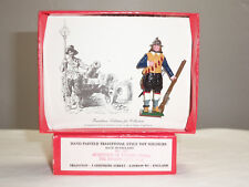 Tradition 512 Guerre Civile Anglaise mousquetaire de formés Bandes Metal toy soldier