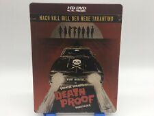 Death Proof HD DVD - German Quentin Tarantino Steelbook (Not a normal DVD)