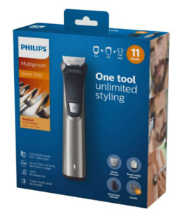 Philips Multigroom Series 7000 11 in 1 Face Hair Body Trimmer MG7735/03