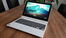 """2020 Lenovo 2-in-1 11.6"""" Convertible Chromebook Touchscreen Laptop Computer/ Qua"""