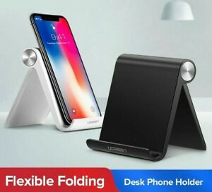 Phone Holder Stand Tablet Desk Universal ABS Material Anti Slip Silicon Tools