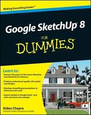 Google SketchUp 8 For Dummies-ExLibrary
