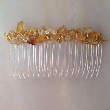 Golden Citrine Comb CO252