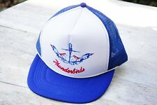 Vintage 80s USAF  Thunderbirds Baseball Cap