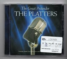 (JG942) The Platters, The Great Pretender - 2000 CD