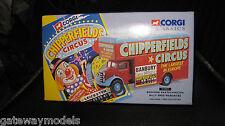 CORGI CLASSIC CHIPPERFIELDS CIRCUS BEDFORD PANTECHICON BILLY SMEE WARDROBE 97092