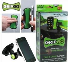 NEW UNIVERSAL GRIP N GO HANDS FREE MOBILE PHONE GPS MOUNT CAR HOLDER