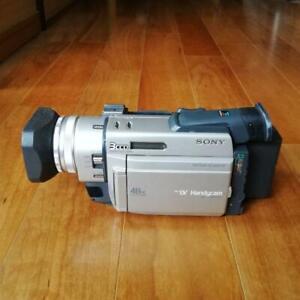 Sony DCR-TRV900 NTSC MiniDV Handycam Camcorder Junk For Parts Japan