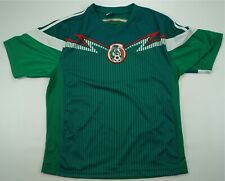 Rare Vintage UNITALLA Mexico Patch World Cup Soccer Jersey 90s Football Green