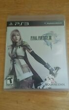 Final Fantasy XIII, COMPLETE (Sony PlayStation 3, 2010)