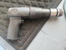 """CHICAGO PNEUMATIC CP7110 0.401"""" Round Pistol Air Hammer 3200 bpm"""
