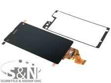 Original Sony Xperia Z1 compact D5503 Display modul LCD Touchscreen Glas  Kleber