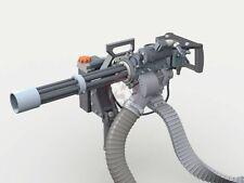 Legend 1/35 Dillon Aero M134D Minigun on Bearing Sleeve Mount (2 pieces) LF3D052