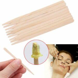Face & Eyebrows Waxing Stick Waxing Applicator Wax Spatulas Wiping wax tool