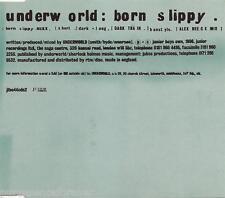UNDERWORLD - Born Slippy (UK 3 Track CD Single Part 2)