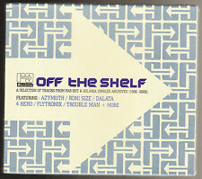 OFF THE SHELF - FLYTRONIX, AZYMUTH, DALATA - 12 TRACKS - NEW & SEALED CD (2002)