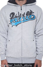 NEW WITH TAGS Unit Riders MX FIELD Hoody GREY MEDIUM-2XLARGE LIMITED RARE