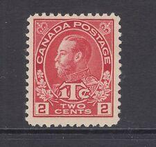 Canada Sc MR3 MNH. 1916 2c + 1c War Tax, F-VF