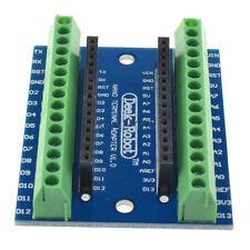 Nano Klemmenadapter Arduino Nano V3.0 AVR ATMEGA328P-AU Modulkarte