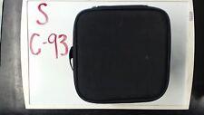 (used) Medela Black Mini Travel Bag with Bottles