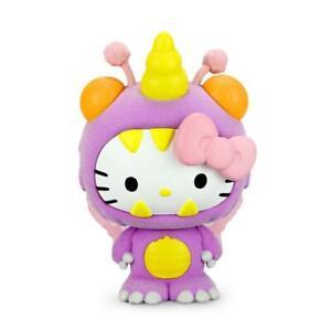 """Kidrobot x Sanrio Hello Kitty Kaiju 3"""" Vinyl Figure - SKY KAIJU (PURPLE)"""