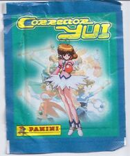 CORRECTOR YUI 1999 Panini italy pack stickers misb - bustina pacchetto figurine