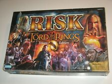 Lord of the Rings Risk Trilogy Edition complete Parker Brothers boardgame LOTR