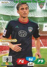 185 MAURICIO BRAZIL # FK.TEREK GROZNIY Fluminense RJ CARD ADRENALYN PANINI 2014