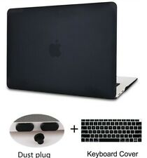 """Hard Rubberized Case For Macbook Air 13""""Inch M1 A2337/A2179/A1466 Keyboard cover"""
