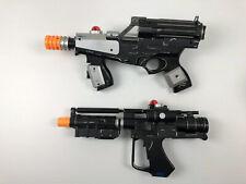 1999 Star Wars Episode I Laser Tag Battle Blaster Gun Cosplay Prop Droid Blaster