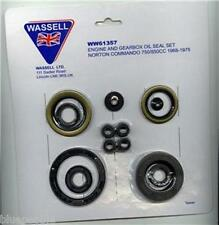 Oil Seal Kit - Norton - Commando 750cc, 850cc (1968 - 1975) - WW61357