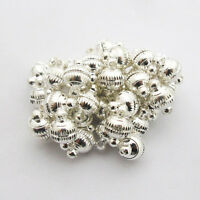 Silver Strong Magnetic Jewelry Clasps  Finding Bead 20sets For Jewelry Making TB