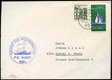 Germany 1977 F.K. Alkor Cachet H/S Cover #C19115