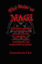BOOK OF MAGI Occult Kabballah Cabala Invocations Conjurations Spirits Magic