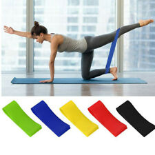 New listing 5x Physical Therapy Exercise Resistance Loop Bands Stretch Strength for Fitness