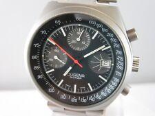 """J422 ⭐⭐Vintage """" Dugena """" Monza """" """" Valjoux 7765 Hand Wound Wrist Watch ⭐⭐"""