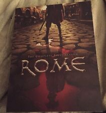 Rome Complete First Season 1 One HBO **GENUINE USA DVD SET**