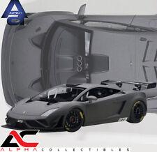 AUTOART 81360 1:18 LAMBORGHINI GALLARDO GT3 FL2 2013 MATT GREY SUPERCAR