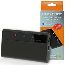 GNS 2000 GPS Glonass Bluetooth GPS souris Made for iPhone iPad iPod Android Logger