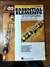 Essential Elements 2000 for Oboe, Book 1, with Two Cds & One Dvd