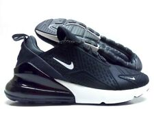 best loved 5da06 b5ae4 NIKE AIR MAX 270 SE BLACK SUMMIT WHITE SIZE WOMEN S 12 MEN S 10.5